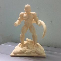 Modelos 3D para imprimir Frieza - Dragon Ball Z, Bstar3Dprint