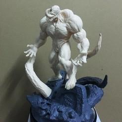 Download 3D printer designs Super Venom - Marvel 3D print model, Bstar3Dart