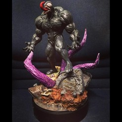 3D print model Super Venom - Marvel 3D print model, Bstar3Dprint
