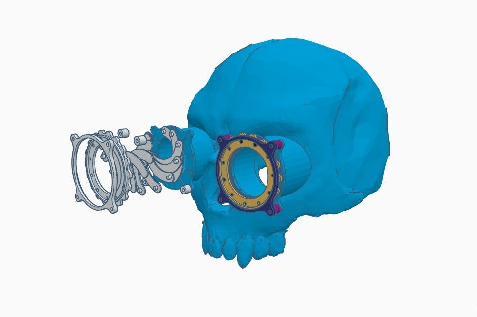2017-04-26_2.png Download free STL file Steampunk Skull helmet V2 • 3D printer design, cube606592