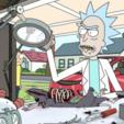 Download free STL file Rick and Morty - Ricks helmet • 3D printer template, cube606592