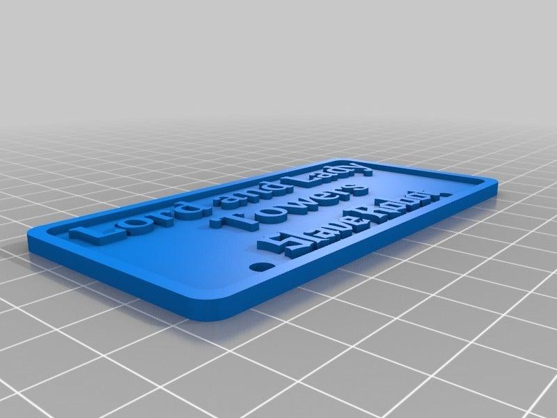 8a7ecf17cd3f2dbf754da3ee5ccf5994.png Télécharger fichier STL gratuit Lord et Lady Towers signe un robot esclave • Plan imprimable en 3D, cube606592