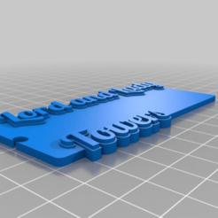 Télécharger fichier 3D gratuit lltoersstamp, cube606592