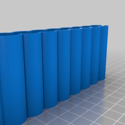 Download free 3D printing files My Customized Battery Tray, cube606592