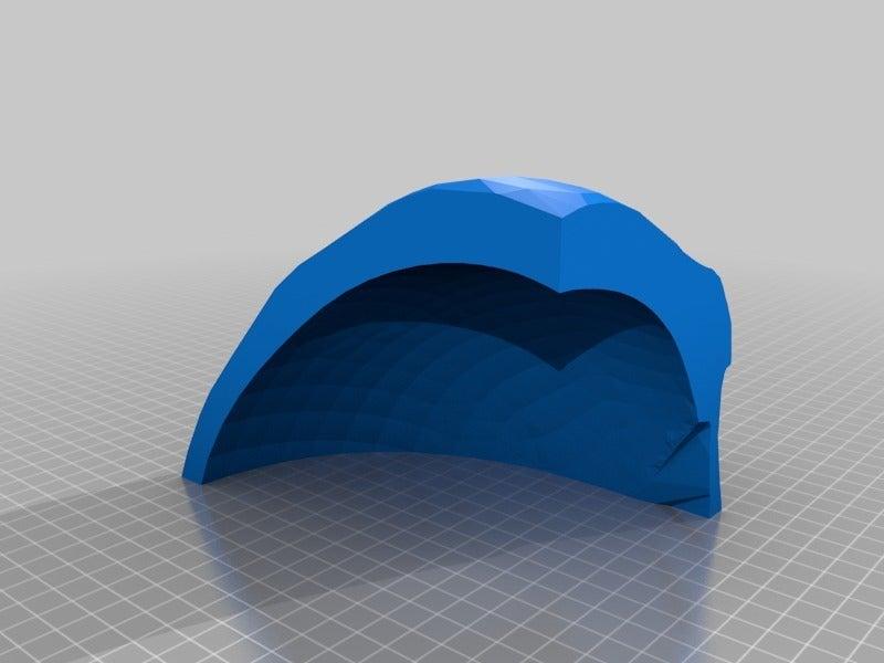 f2395121068ff31bf3f7771ceb3edef5.png Download free STL file Steampunk Skull helmet V2 • 3D printer design, cube606592