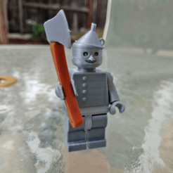 Download free 3D printer files Lego Tin Man 2X, johnmcwgeo
