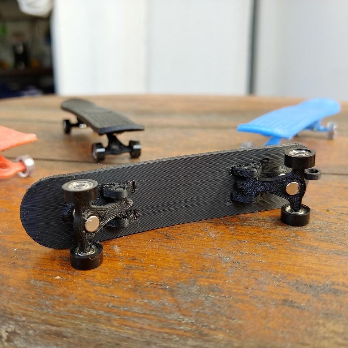 Foto07.jpg Download free STL file Magnetic Fingerboard • 3D printable model, CONSTRUCTeR