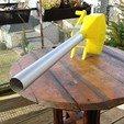 Download free 3D printing designs BBQ Fan Extension for Gearbox 256 / Grillgebläse Erweiterung für Getriebe 256, CONSTRUCTeR