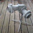 Free STL Radial fan / Radialventilator - 125RL, CONSTRUCTeR