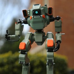 Free 3D printer model Titan BT 7274, MaxWillson