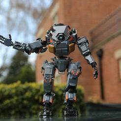3D print files Ion Titan, MaxWillson