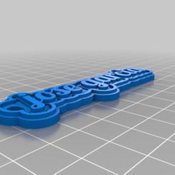 Download free 3D printer model jose garcia, jogape647