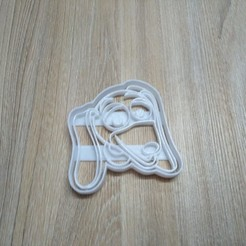 IMG_SLINKY.jpeg Download STL file SLINKY TOY STORY 4 COOKIE CUTTER • 3D printable design, Blop3D