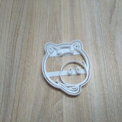 Download 3D printing designs HAMM TOY STORY 4 COOKIE CUTTER, blop3d