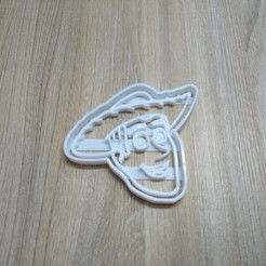 Descargar modelos 3D para imprimir WOODY TOY STORY 4 COOKIE CUTTER, blop3d