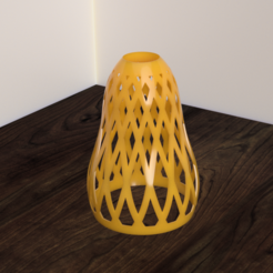 3D printer models Velador Lamp, blop3d