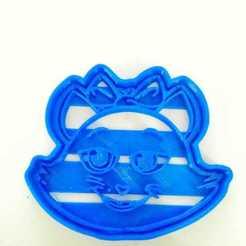 Télécharger fichier 3D moules à biscuits en forme de La Granja de Zenón Gata, Blop3D