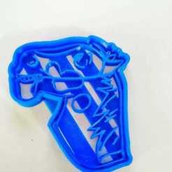 Télécharger objet 3D emporte-pièces en forme de La Granja de Zenón Caballo, Blop3D