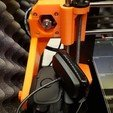 Free 3D model ***UPDATED*** Prusa i3 Mk2S Camera Mount (Using standard tripod mount), junkie_ball