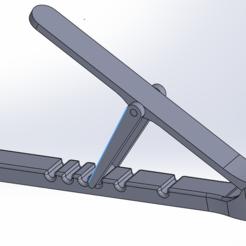 Captura.PNG Télécharger fichier STL Support informatique ajustable Renforcé • Design à imprimer en 3D, joakinfontana