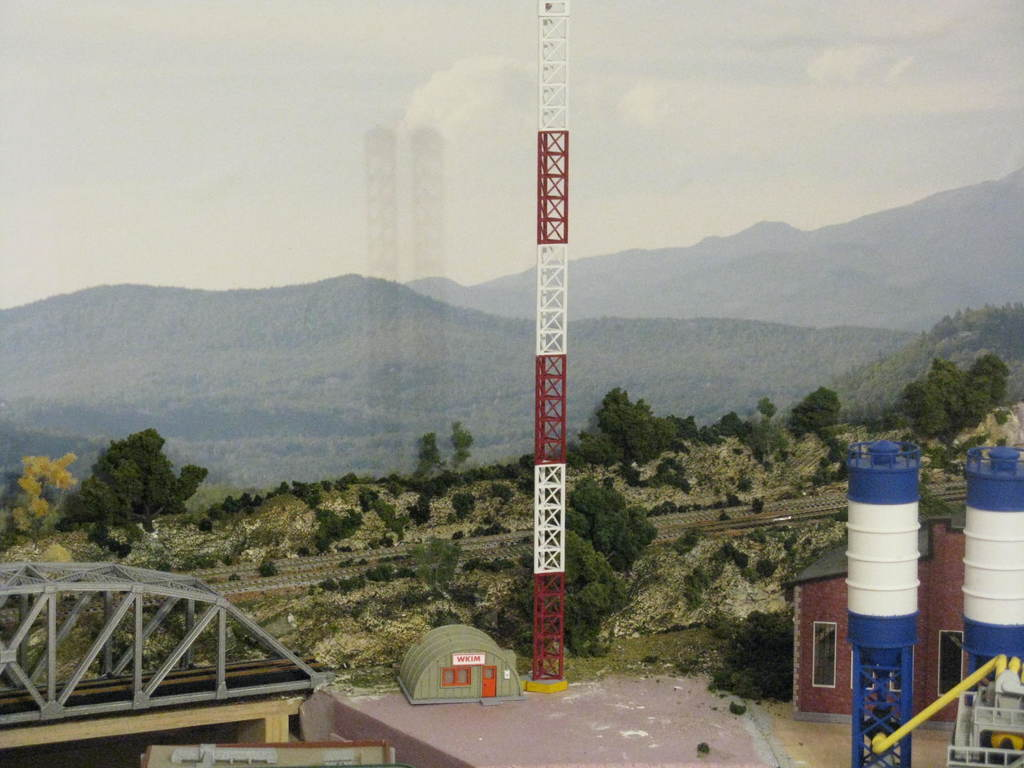 cd2de4c48e26d4639016a261540c5b87_display_large.JPG Download free STL file HO Scale Broadcast Tower and Office • 3D printable object, kabrumble