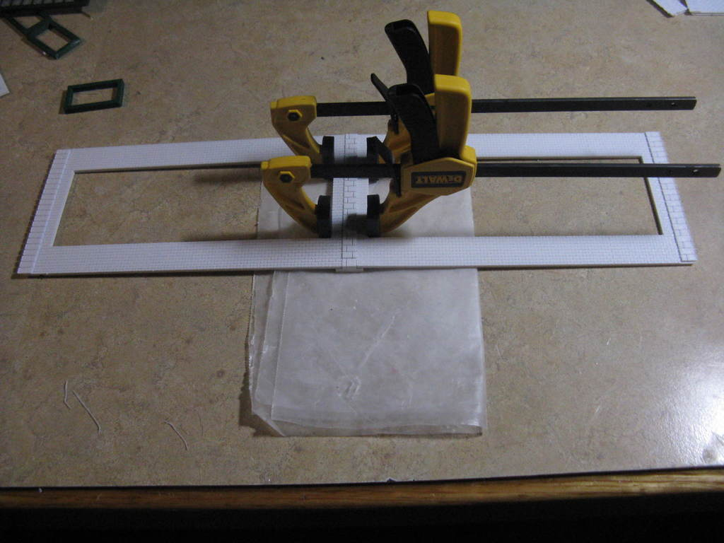 IMG_6576.JPG Télécharger fichier STL gratuit Maison des moteurs à deux étages à l'échelle NEW HO • Plan à imprimer en 3D, kabrumble
