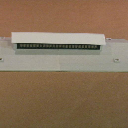 IMG_6569.JPG Télécharger fichier STL gratuit Maison des moteurs à deux étages à l'échelle NEW HO • Plan à imprimer en 3D, kabrumble