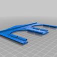Wall_-_Entrance.png Télécharger fichier STL gratuit Maison des moteurs à deux étages à l'échelle NEW HO • Plan à imprimer en 3D, kabrumble