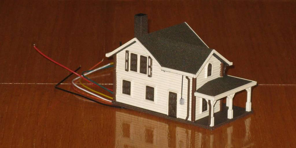 e775540bff3d8e56af137b34e92c64ee_display_large.JPG Download free STL file HO Scale Two Story Farmhouse • Model to 3D print, kabrumble