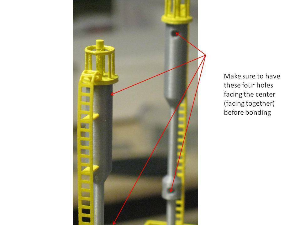 Mast_Alignment.jpg Download free STL file HO Scale Diesel Refueling Station • 3D printing template, kabrumble