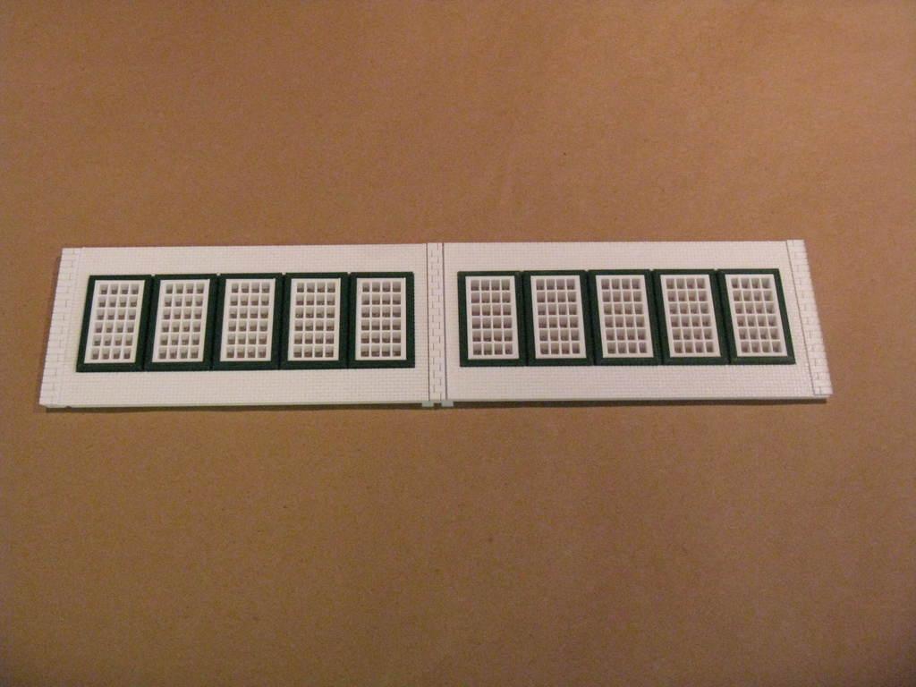 IMG_6573.JPG Télécharger fichier STL gratuit Maison des moteurs à deux étages à l'échelle NEW HO • Plan à imprimer en 3D, kabrumble