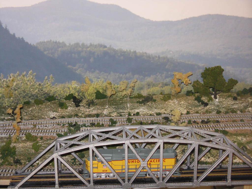 ed6f72813f6c23d5161136a9f801d7e4_display_large.JPG Download free STL file HO Scale 145 ft Steel Arched Truss Bridge • 3D printer model, kabrumble