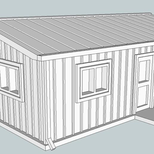 Yard_Office.jpg Télécharger fichier STL gratuit Bureau de triage à l'échelle HO • Objet à imprimer en 3D, kabrumble