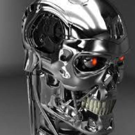 Télécharger objet 3D gratuit l'avenir de t 800 terminator est là, kipi607