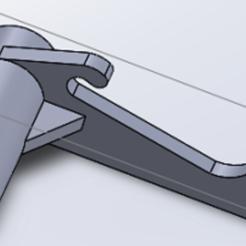 Download free STL file Williams counter rock 3B-7298 • Design to 3D print, alex20117