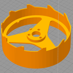 Download free STL file 3Inch williams counter roll 30B-7295-1 • Object to 3D print, alex20117