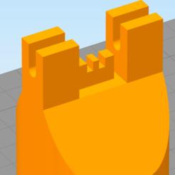 Download free STL file Crimping tool spindle IDC 0.156 • 3D printable design, alex20117