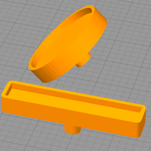 Download free STL file Bumper Rally Fliptronics • Model to 3D print, alex20117