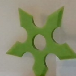 Download free STL file shuriken 5 branches • 3D printable design, lopezclement43