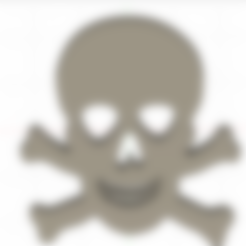 tête de mort.stl Download free STL file Shull • 3D print model, lopezclement43