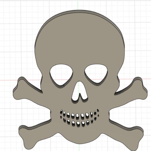 tête de mort.PNG Download free STL file Shull • 3D print model, lopezclement43