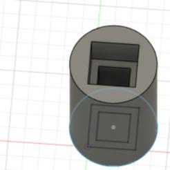 couvre poigné.PNG Download STL file handle cover • 3D print object, lopezclement43