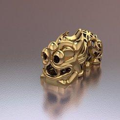 3D printer models Pixiu, DamNgocHiep