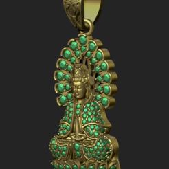 Descargar modelos 3D para imprimir Buda, el Bodhisattv, quan âm, DamNgocHiep