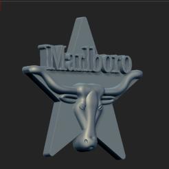 3D print files marlboro, DamNgocHiep