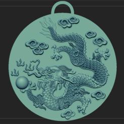 Télécharger modèle 3D dragon, DamNgocHiep