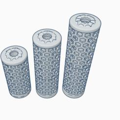 0.png Download STL file Geo'Mat Silencer • 3D print design, Matix