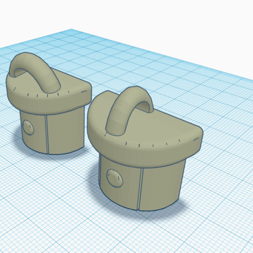 Download gratis 3D-model Bandbevestiging voor Glock, Matix
