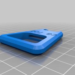 ba10a354669c267cd9a410fecafa429f.png Télécharger fichier STL gratuit Mon ouvre-bouteille personnalisé avec 2 lignes de texte • Objet pour imprimante 3D, ericperrier