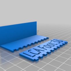 Download free 3D printer templates My Customized Business Card Holder, ericperrier